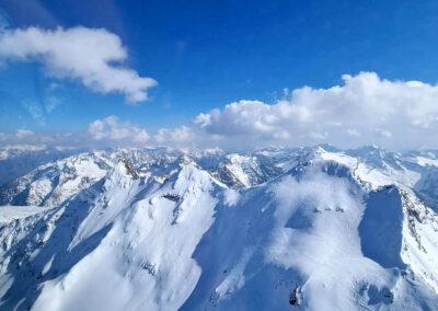 Le alpi, foto di Matthews Pellegrini